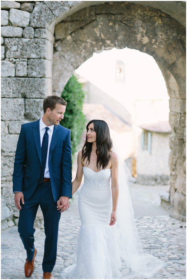 wedding near Luberon Provence