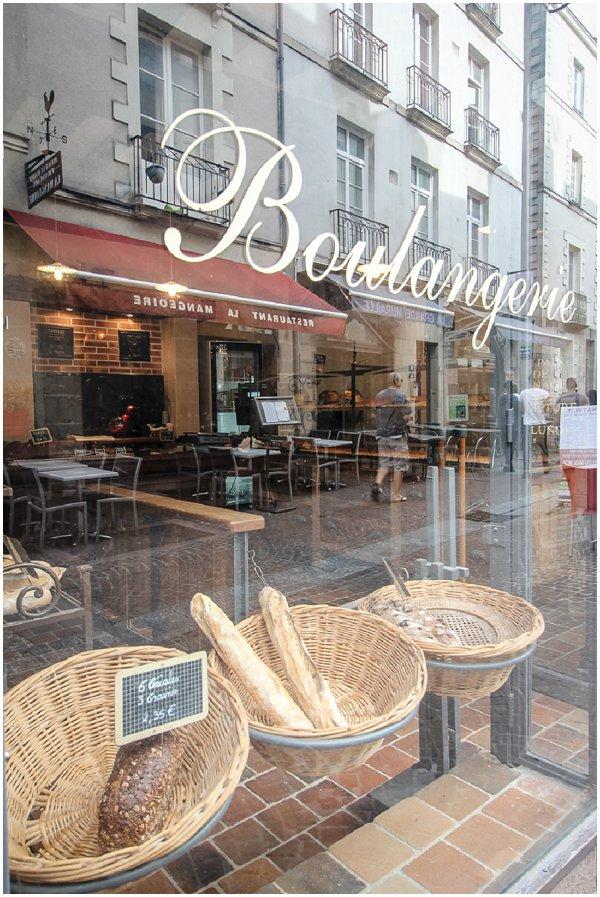 Boulangerie in Nantes