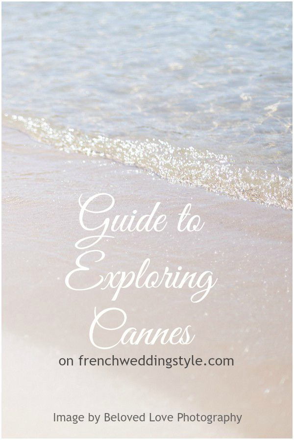 Guide to exploring cannes