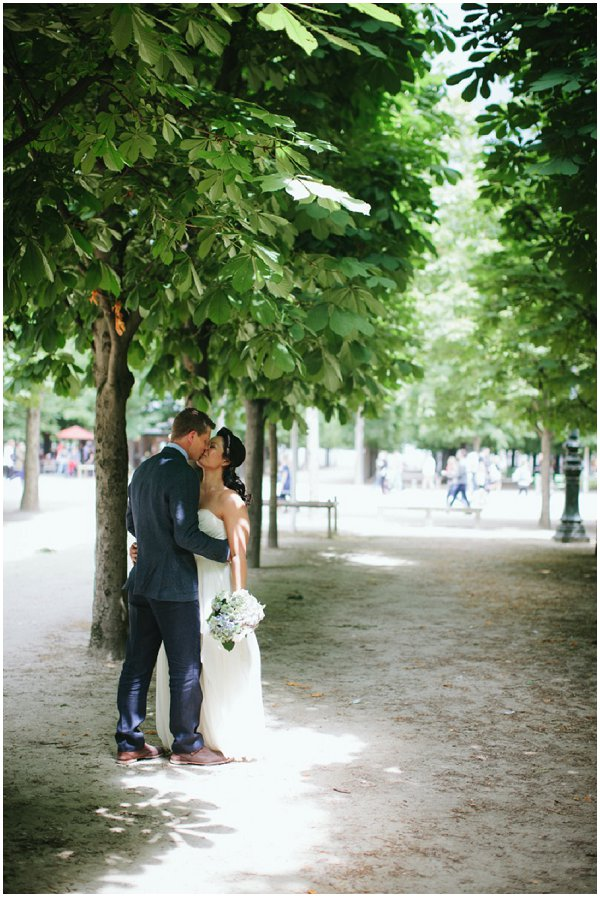 Jardin de Tuileries Paris