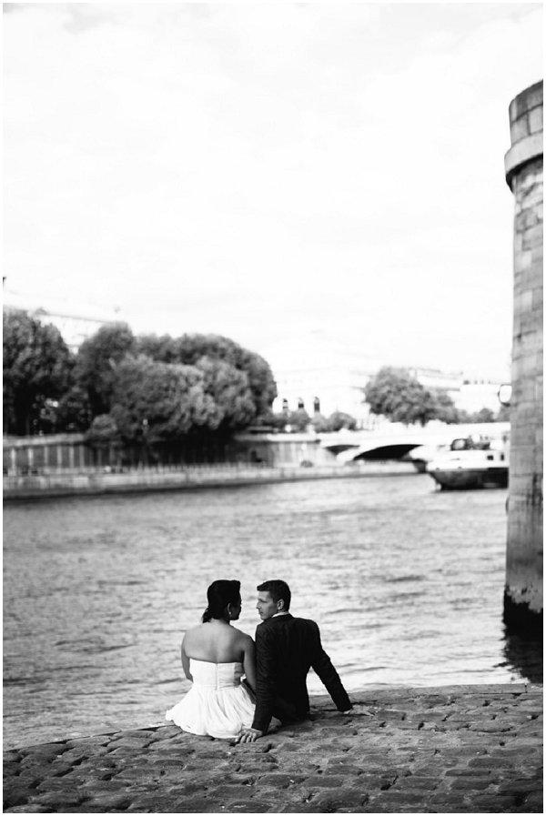 Lou and Brian wedding Paris