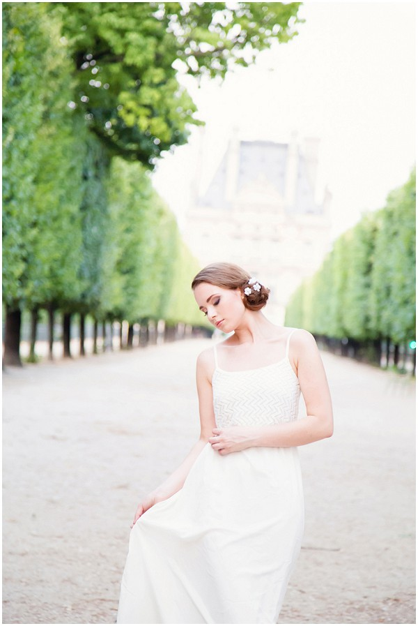 Paris Bridal Inspiration