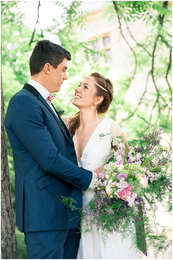 Rustic French Country Wedding