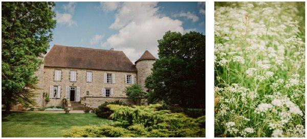 castle wedding venue in France
