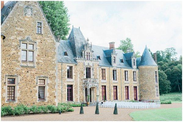 chateau de cheronne