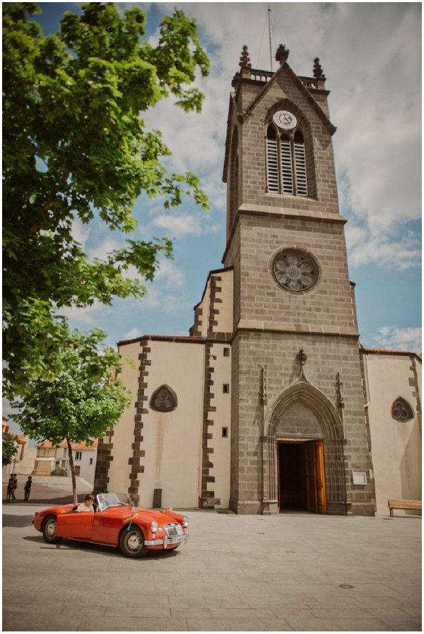 church in Auvergne