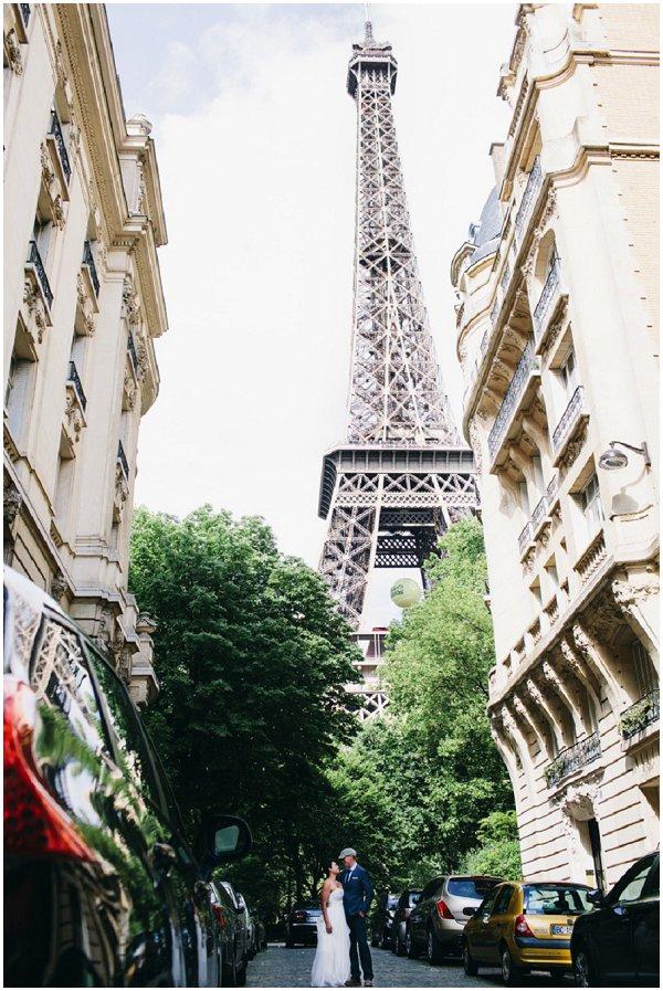 dramatic sights in Paris