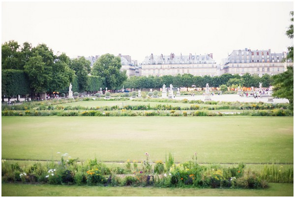 gardens in Paris