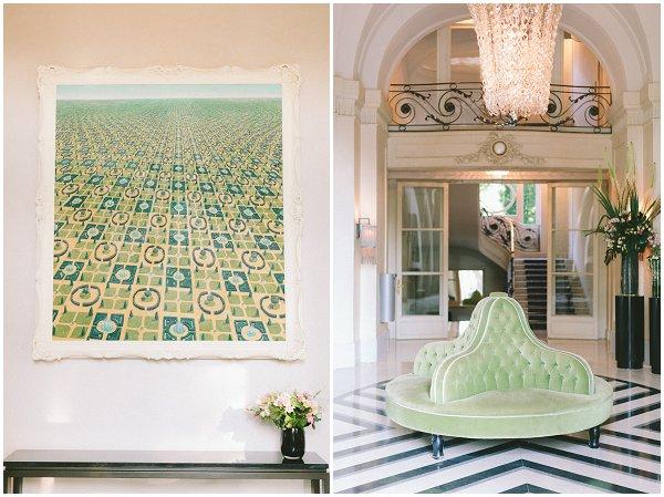 luxury hotel Paris