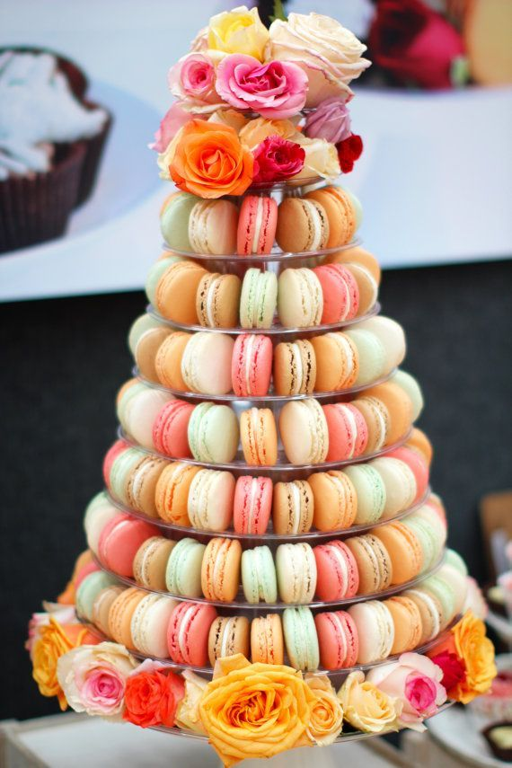 macaron stand from Etsy