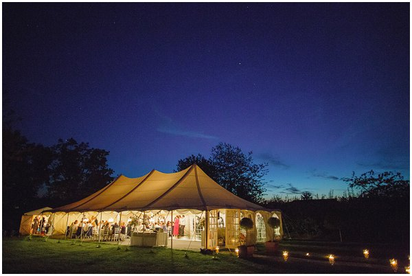 marquee wedding dordogne