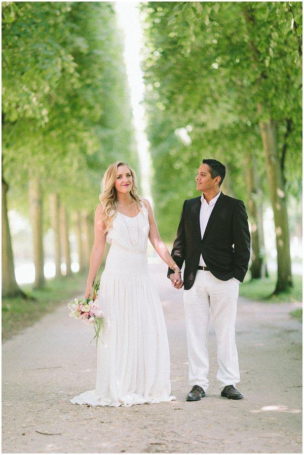 plan a wedding in Versailles