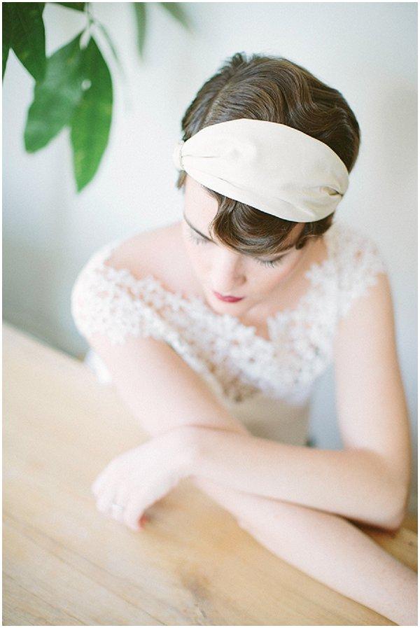 short hair bridal ideas