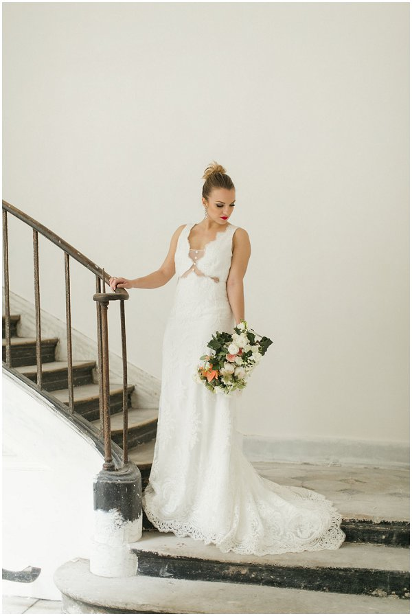 wedding dress by Rime Arodaky