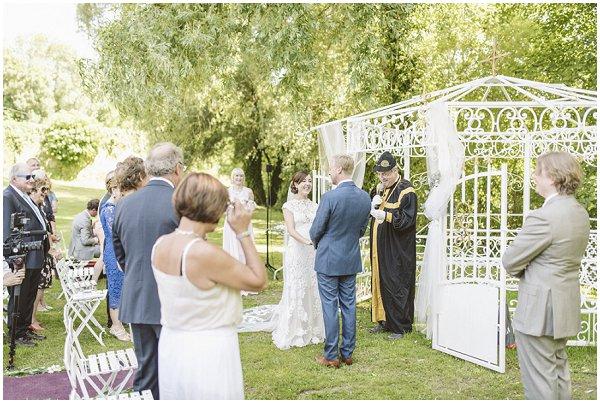 wedding near Bordeaux