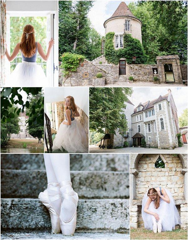 Ballet Wedding Inspiration in France
