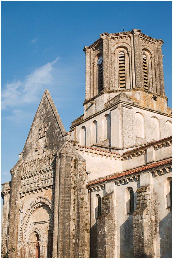 Church in Vouvant