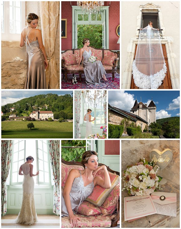Dreaming in France Bridal Inspiration Snapshot