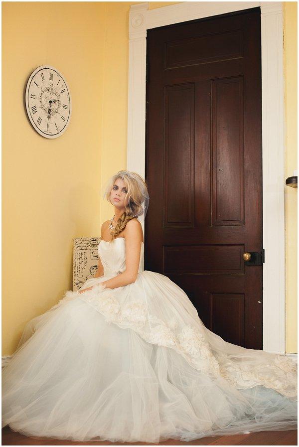French bride wedding ideas