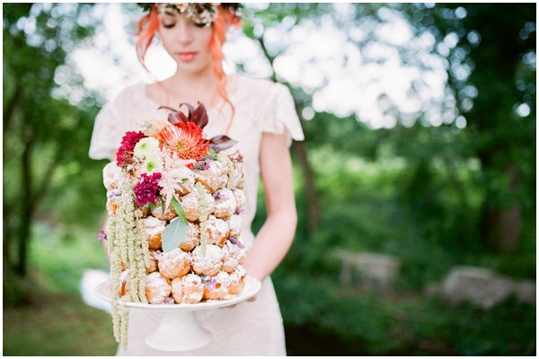 French wedding cake ideas