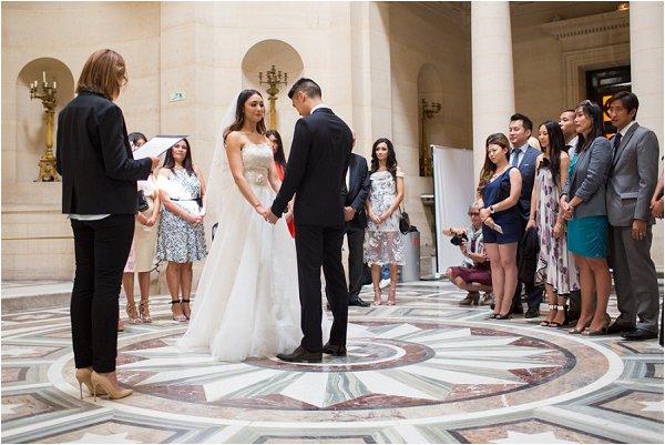 La Chapelle Expiatoire wedding