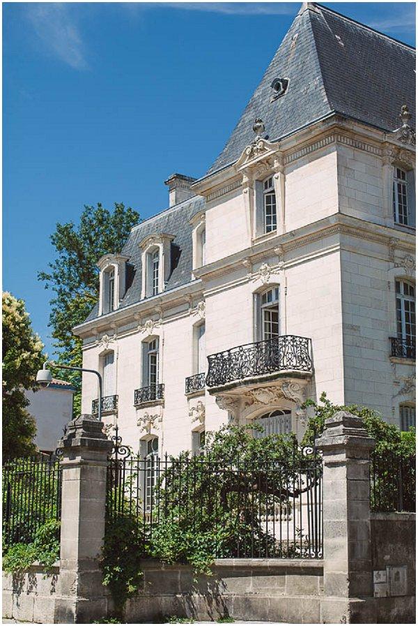 La Rochelle property