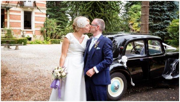 Mairead and Alan wedding
