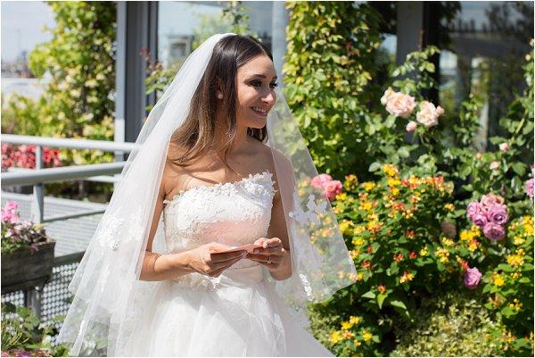Paris bride