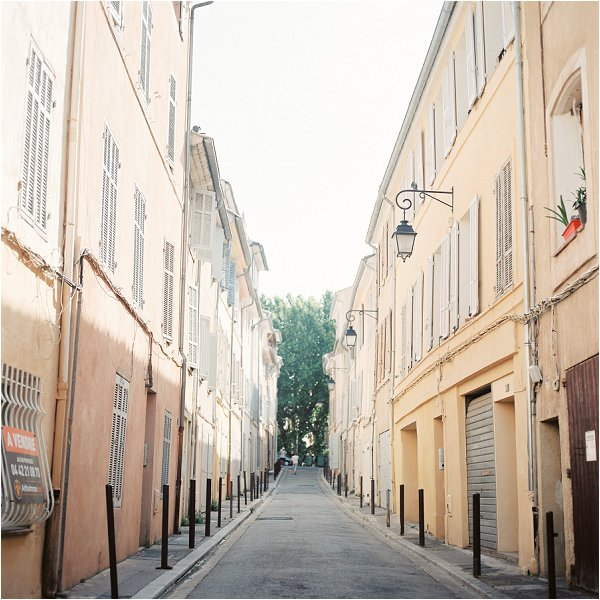 South of France village