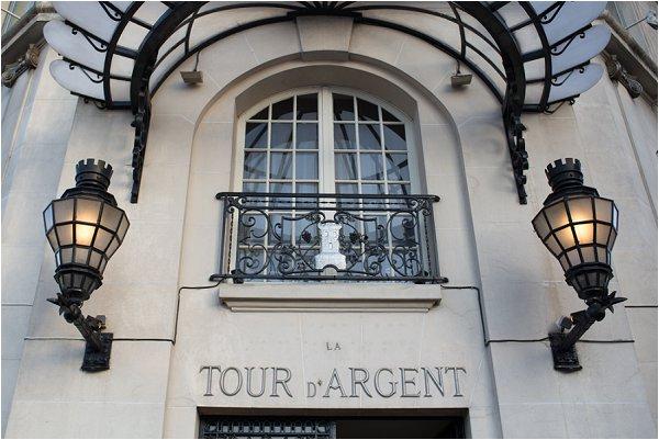 Tour d'argent Paris