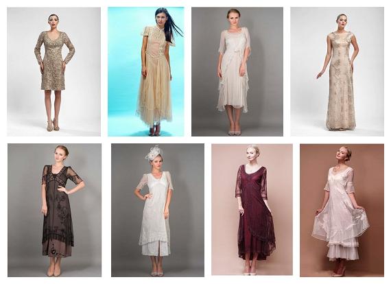 Vintage Style Wedding Dresses Trend
