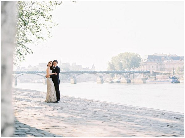anniversary photography in Paris