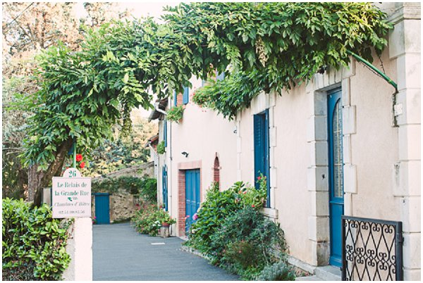 beautiful villages of Vendee
