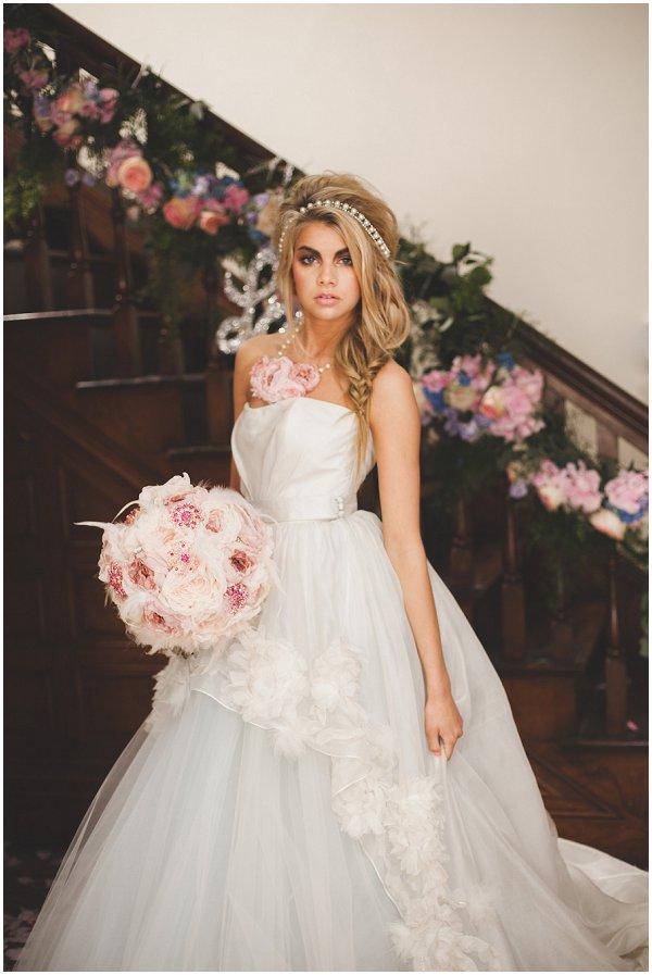 fishtail wedding hair inspiration