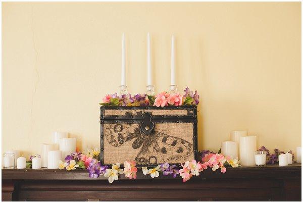 flower wedding decorations
