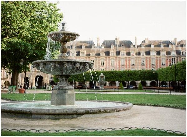 gardens in Paris