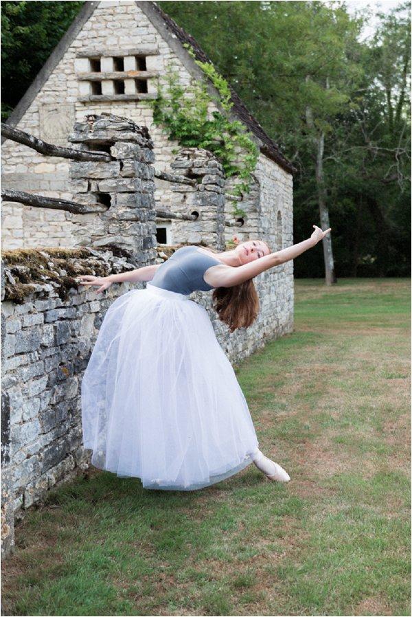 inspiration for a wedding ballet