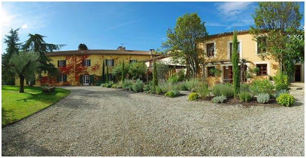 luxury gites South France