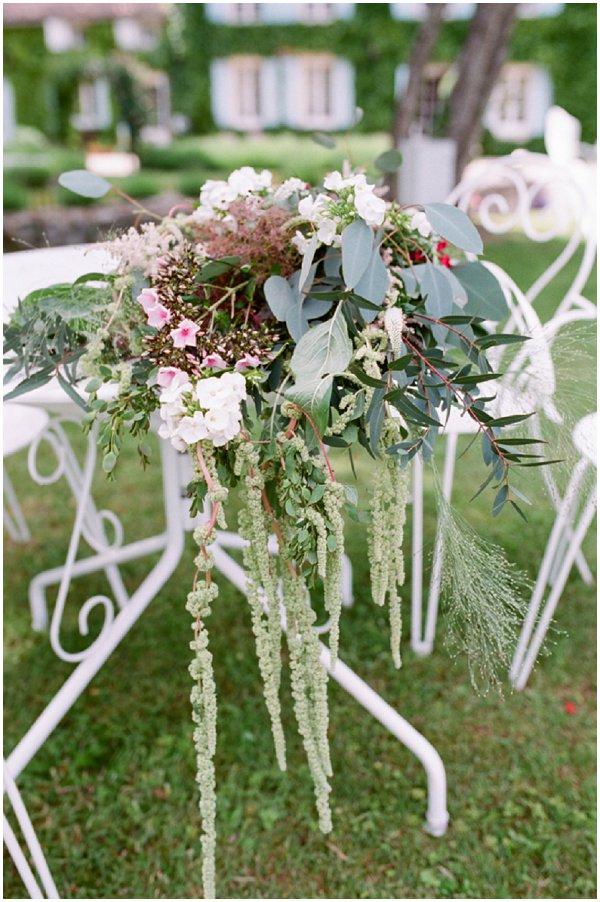 luxury wedding bouquet in France