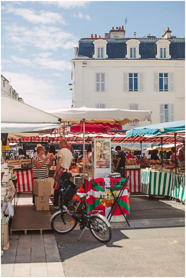 markets in La Rochelle