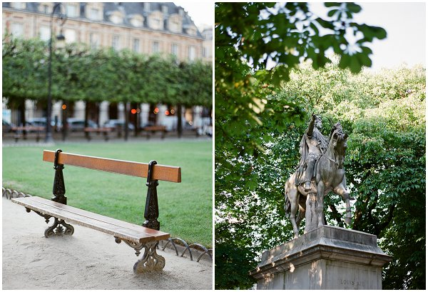 parks of Paris