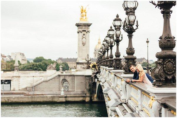 romantic trip to Paris