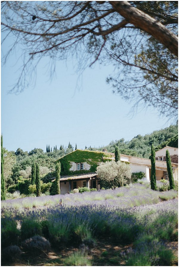 rustic wedding venue Provence