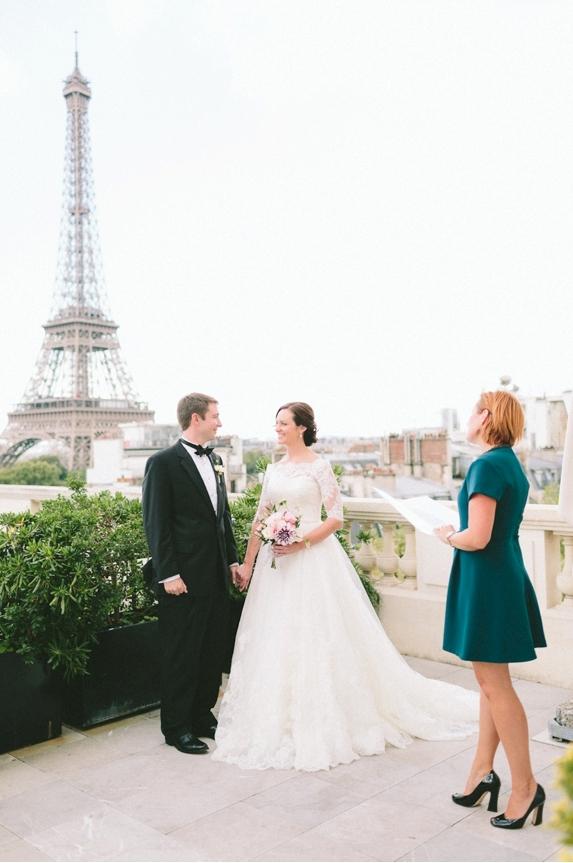 Shangri La Wedding Venue Paris