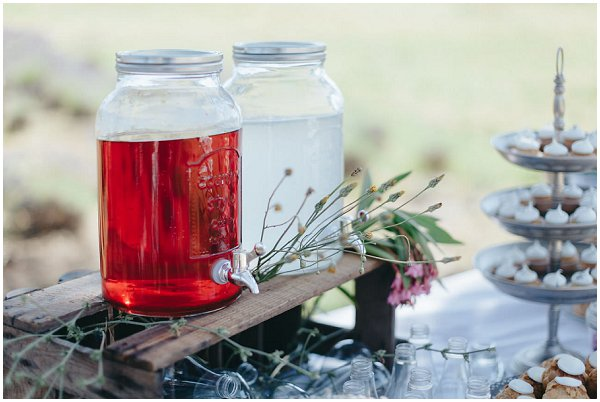 wedding drink dispensers