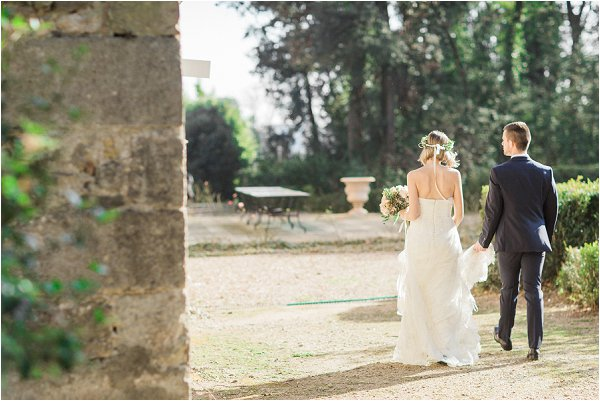 wedding in South France