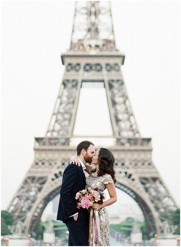 wedding inspiration in Paris