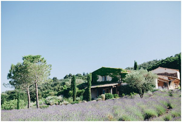 wedding retreat in Provence