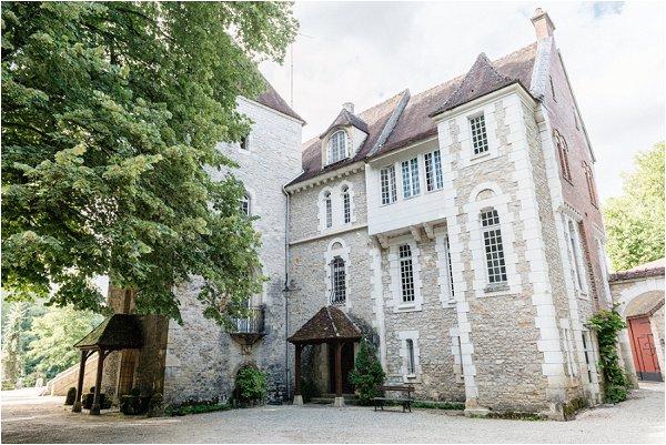 wedding venue Voutenay-sur-Cure