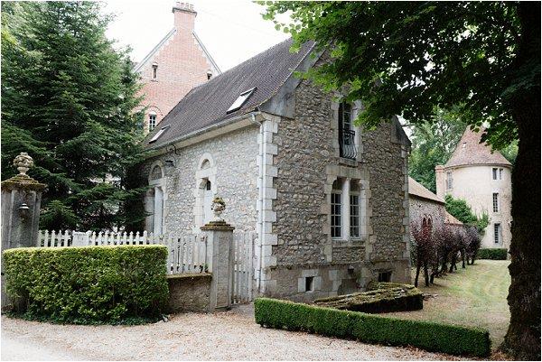 wedding venue with chapel